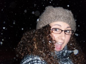 My First Snowfall