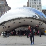 Laura à Chicago