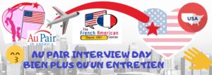 Agence au Pair USA en France