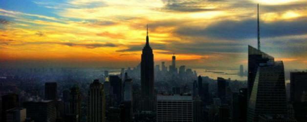 Leila part à New York